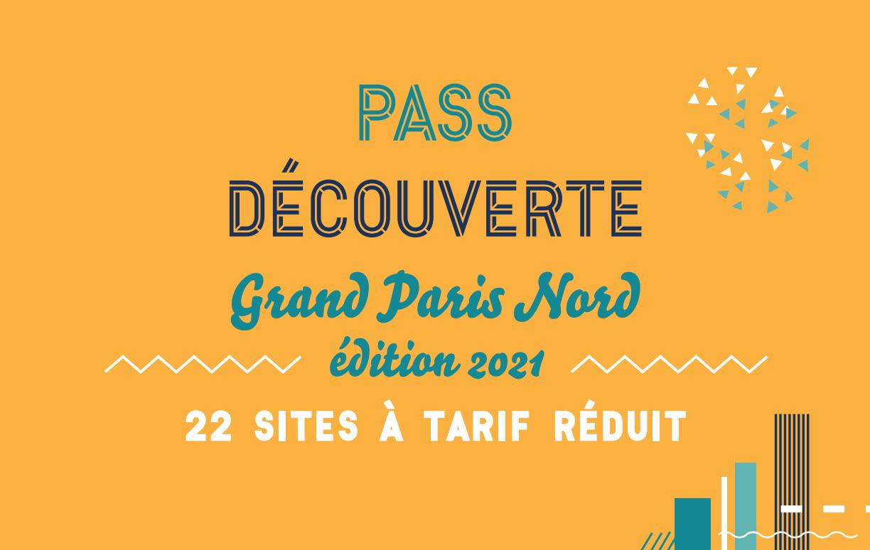Pass découverte Grand Paris Nord